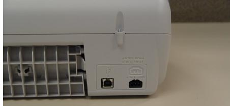 惠普家用喷墨打印机 卡纸的维修 下图片