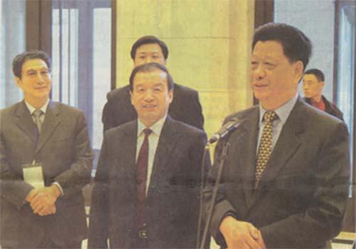 中国包协第六次全国代表大会侧记